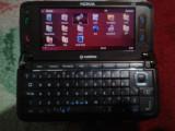 Nokia E90 Communicator cu mici defecte, Maro, <1GB, Vodafone