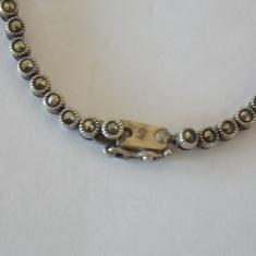 Bratara argint cu marcasite -3000