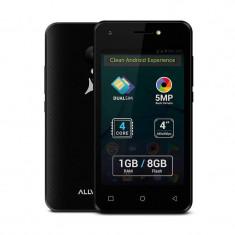 Smartphone Allview P43 Easy 8GB Dual Sim 3G Black