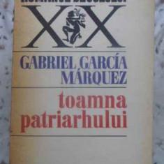 Toamna Patriarhului - Gabriel Garcia Marquez, 413215 - Roman
