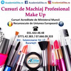 Cursuri de Make Up - Machiaj Profesional - Academia Elite