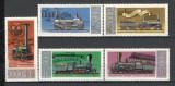 U.R.S.S.1978 Locomotive cu aburi  CU.918, Nestampilat