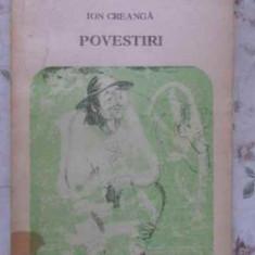 Povestiri - Ion Creanga, 413077 - Carte Basme