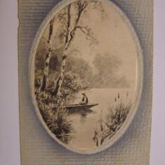 Carte postala circulata in Karansebes in anul 1911 - Carte Postala Banat 1904-1918, Printata, Caransebes