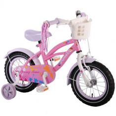 Bicicleta cu Roti Ajutatoare Yipeeh Spring Time 12 inch - Bicicleta copii