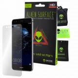 Folie Alien Surface HD, Huawei P10 Lite, protectie ecran + Alien Fiber cadou, Anti zgariere