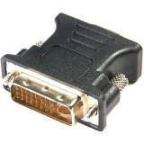 Adaptor Serioux SRXC-C08 DVI Male - VGA Female negru