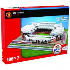 Stadion Manchester United-Old Trafford Marea Britanie Nanostad - Puzzle