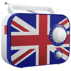 Radio portabil MUSE M-062 UK Alb - Aparat radio
