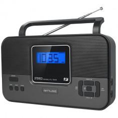Radio portabil MUSE M-087 R Negru - Aparat radio