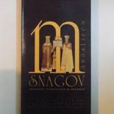 Manastirea snagov credinta literatura si legenda+cd