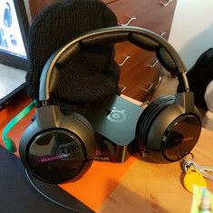 Casti Wireless Steelseries Siberia 800 - Casca PC