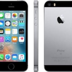 Iphone 5SE 16 GB la cutie cu incarcator. Perfect functional. - Telefon iPhone Apple, Gri