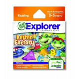 Soft educational LeapPad - Fabrica literelor