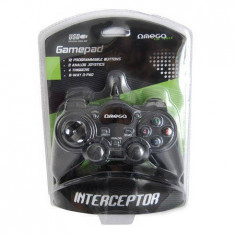 Gamepad Omega Interceptor OGP85 USB Black