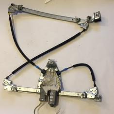 Macara Electrica + Motoras Geam Dreapta Fata Peugeot 607 Completa Automata ! - Macara geam, 607 (9D, 9U) - [2000 - ]