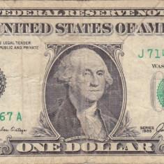 SUA 1 dollar 1985 VF-!!! - bancnota america