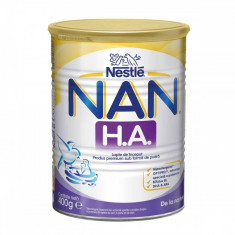 Lapte praf NESTLE Nan HA 400g - Lapte praf bebelusi