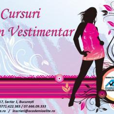 Cursuri Design Vestimentar - Academia Elite