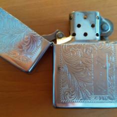 Bricheta Zippo Silver - Bricheta Cu benzina