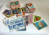 Lot de peste 400 cartonase Panini  Waihnachten mit guten Disney Freunden, Pixar