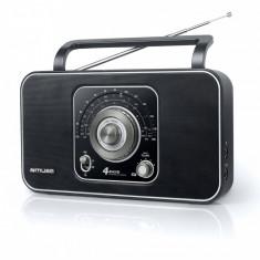 Radio portabil MUSE M-068 R Black - Aparat radio