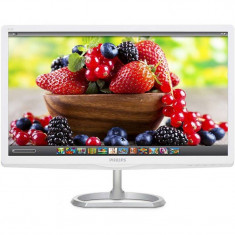 Monitor LED Philips 276E6ADSS/00 27 inch 5 ms White, HDMI, 1920 x 1080