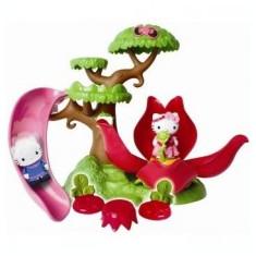 Hello Kitty - Casa din copac