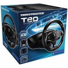 Volan Thrustmaster T80 Racing wheel cu pedale pentru PS3 / PS4