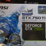 Placa video gtx 750
