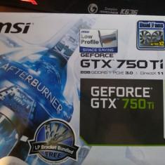 Placa video gtx 750 - Placa video PC Msi