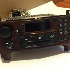 Radio Multimedia Telefon Cititor SIM 96539356GV Peugeot 607 Comanda Magazie CD ! - Amplificator auto