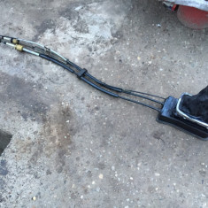 Timonerie Completa 6 + 1 Peugeot 607 2.2 HDI Cabluri Sonda Marsarier 4HX Maneta, 607 (9D, 9U) - [2000 - ]