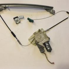 Macara Electrica + Motoras Geam Stanga Spate Peugeot 607 Completa Automata ! - Macara geam, 607 (9D, 9U) - [2000 - ]