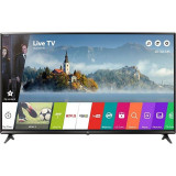 Televizor LG LED Smart TV 49 UJ6307 124cm 4K Ultra HD Black, 125 cm