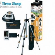 Laser rotativ universal AutoSmart-Laser 100 Set 055.04.00A - Nivela laser rotativa