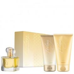 Today Avon + crema corp+gel dus ambalate cadou - Parfum femeie Avon, Apa de parfum, 50 ml