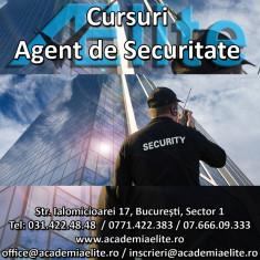 Cursuri Agent de Securitate - Academia Elite