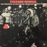 Village People - Village People 1977, Telefunken Disc vinil album original Disco