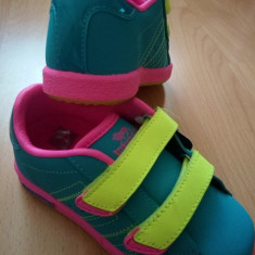 Incaltaminte sport copii, tip adidas. Marca Lonsdale, provenienta UK. - Adidasi copii Lonsdale, Marime: 25.5, Culoare: Multicolor