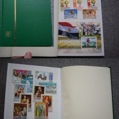 TS201 Clasor nou a5 cu timbre stampilate tematice
