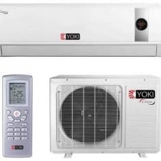 Aparat aer conditionat Yoki KW12IG2 12000BTU Clasa A++ Alb, Inverter, A++, Standard