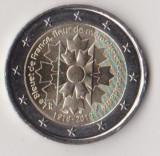 moneda 2 euro comemorativa FRANTA 2018 - Bluet, UNC
