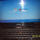Vand laptop ACER E MACHINES SERIES 525 stare perfecta bateria  nu  tine ., Intel Pentium Dual Core, 2 GB, SSHD