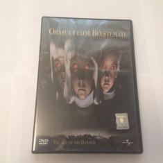 Orasul celor blestemati - Film Horror DVD Original, Romana