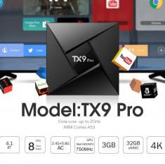 Tanix TX9 Pro TV Box - Media player