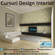 Cursuri Design Interior - Academia Elite