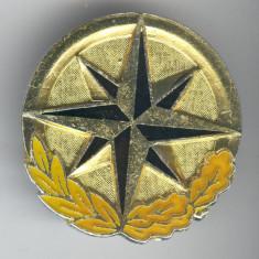 NATO - Insigna MILITARA Romania