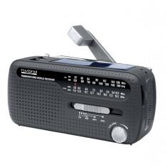 Radio portabil Hibrid MUSE MH-07 DS Black - Aparat radio