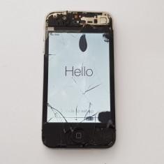 IPHONE 4 PENTRU PIESE, Negru, 8GB, Neblocat